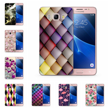 Case For Samsung Galaxy A3 A5 2016 2015 2017 prime J1 J3 J5 J7 TPU Colorful