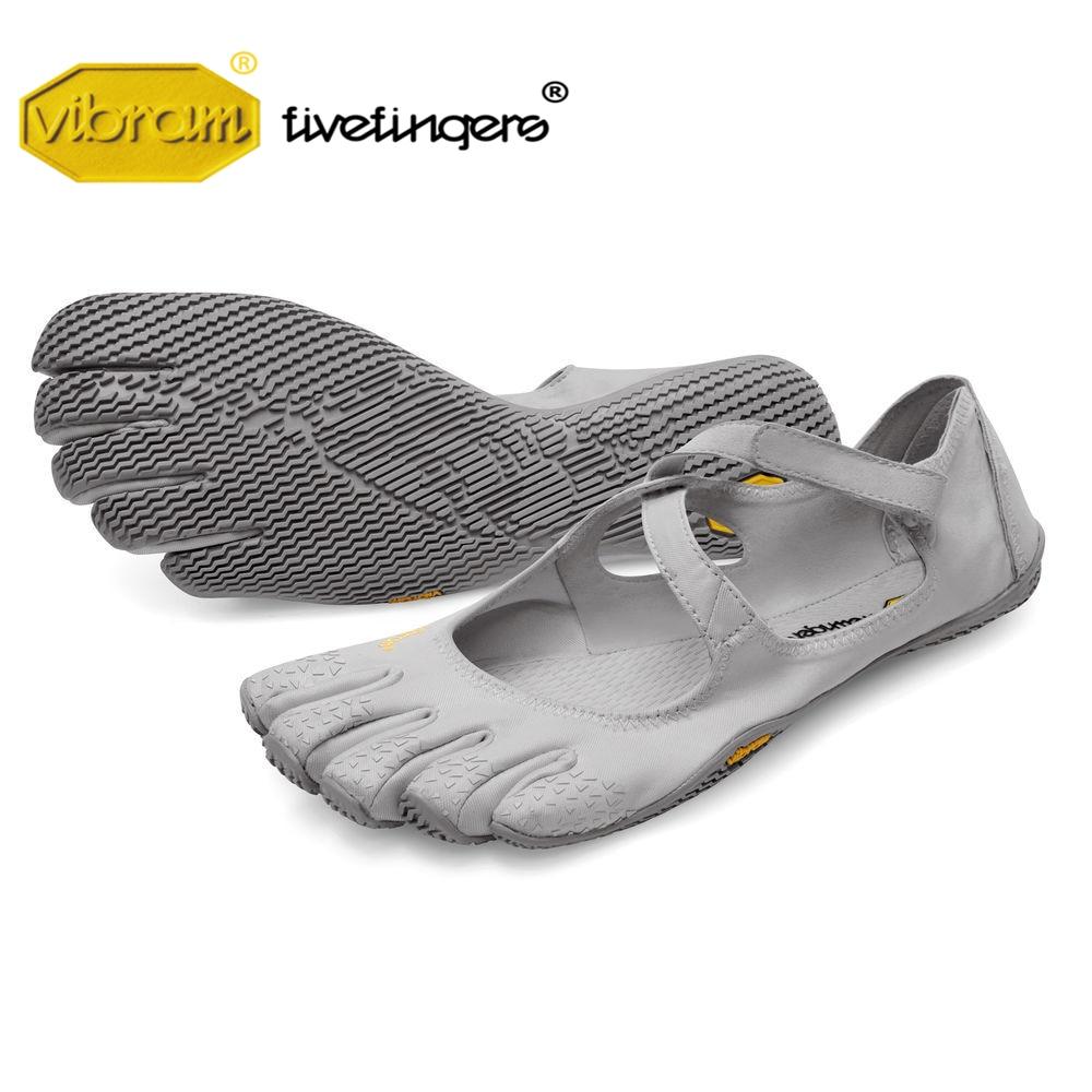 Vibram Fivefingers v soul mujer Zapatillas antideslizantes resistente al desgaste cinco dedos interior entrenamiento Yoga danza pilates zapatos - 5