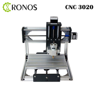 CNC 3020 Laser Engraving Machine 30 20CM Working Area CNC Machine GRBL Control Driver Board DIY