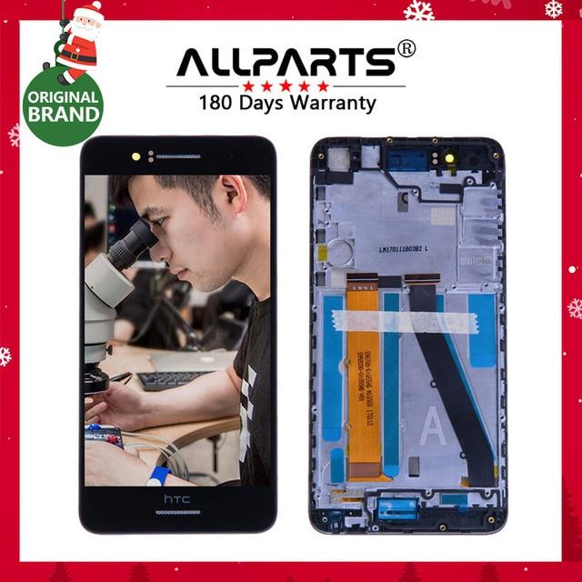 100% оригинал для HTC Desire 728 сенсорный ЖК-экран для HTC Desire 728 дисплей планшета Запасные части 728 г 728 вт