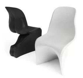 joan fibra de vidrio silln culo belleza continental creativo pantone moda silla de la computadora silla tienda de precios en