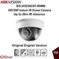 Hikvision Оригинальная Английская Версия DS-2CE56C0T-IRMM HD720P Крытый ИК Башни Камеры до 20 м ИК День/Ночь CCTV камера
