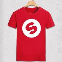 DJ Arno Costo Spinnin Record Music Festival Banda Mondo di Alta qualità T-Shirt Casual Estate Moda Uomo Donna In Puro Cotone T camicia