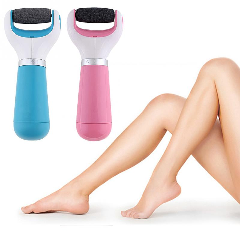 Portable Electric Foot File Dead Skin Remover Grinder Foot Care Machine Pedicure Foot Care Tools цена