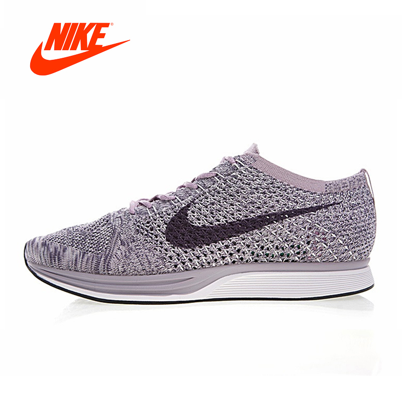 Nike Men's Running Shoes Original New Arrival Authentic Breathable Flyknit Racer Sport Outdoor Sneakers Good Quality original new arrival authentic nike zoom span women s running shoes sport outdoor sneakers good quality comfortable