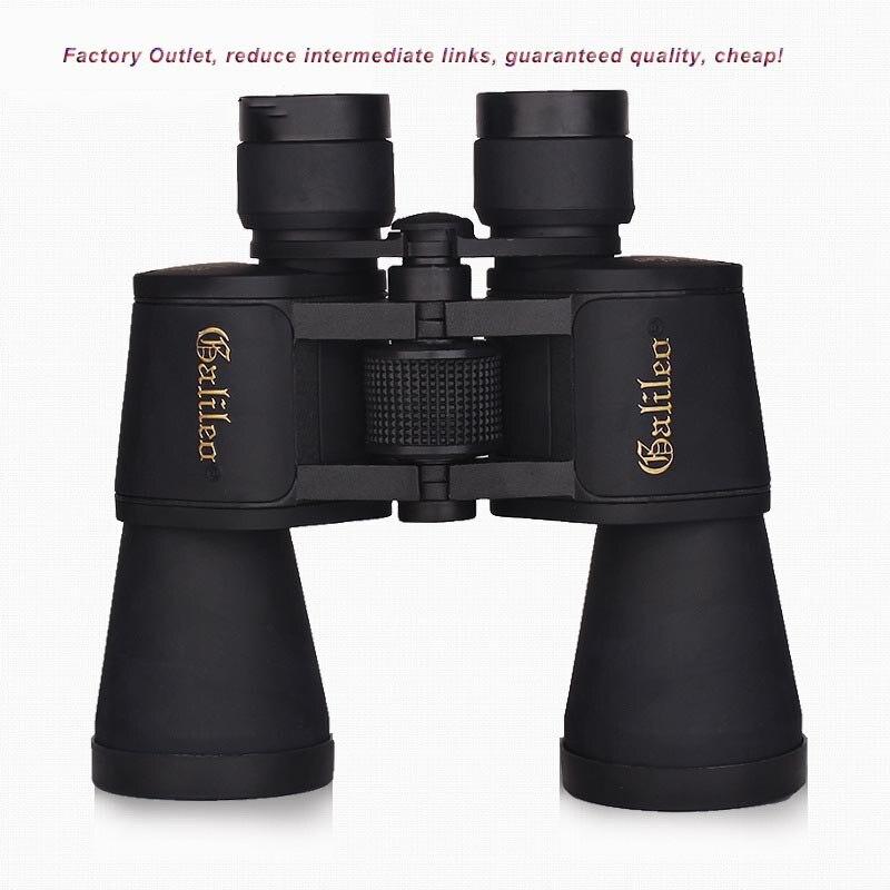 Sıcak Satış Galileo 20X50 Açık Düşük Işık Seviyesi Gece Görüş Dürbün El düzenlenen Teleskop Yüksek HD 2015 yeni|Gözetleme Dürbünleri|Spor ve Eğlence - title=
