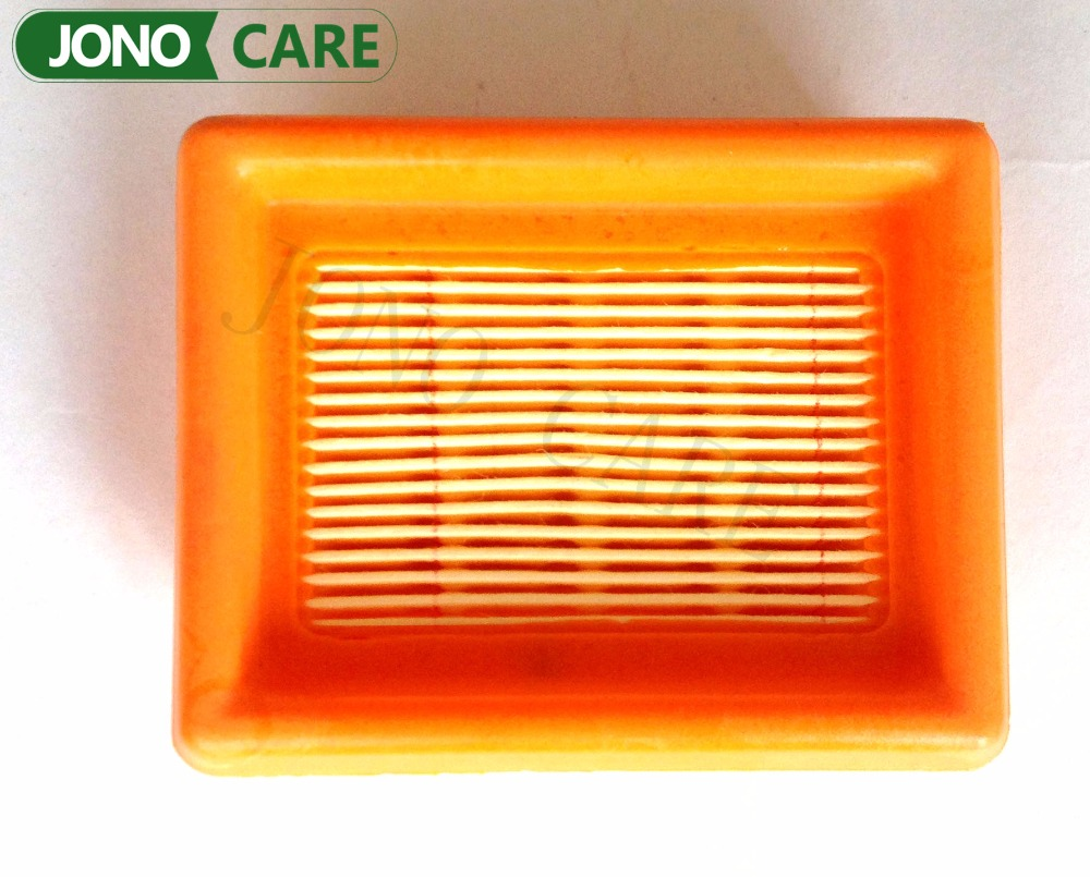 5 PCS AIR FILTER FOR STIHL FS120 FS200 FS250 FS300 . SEE LIST FOR BRUSH CUTTER FITMENT. 4134 141 0300 TRIMMER недорого