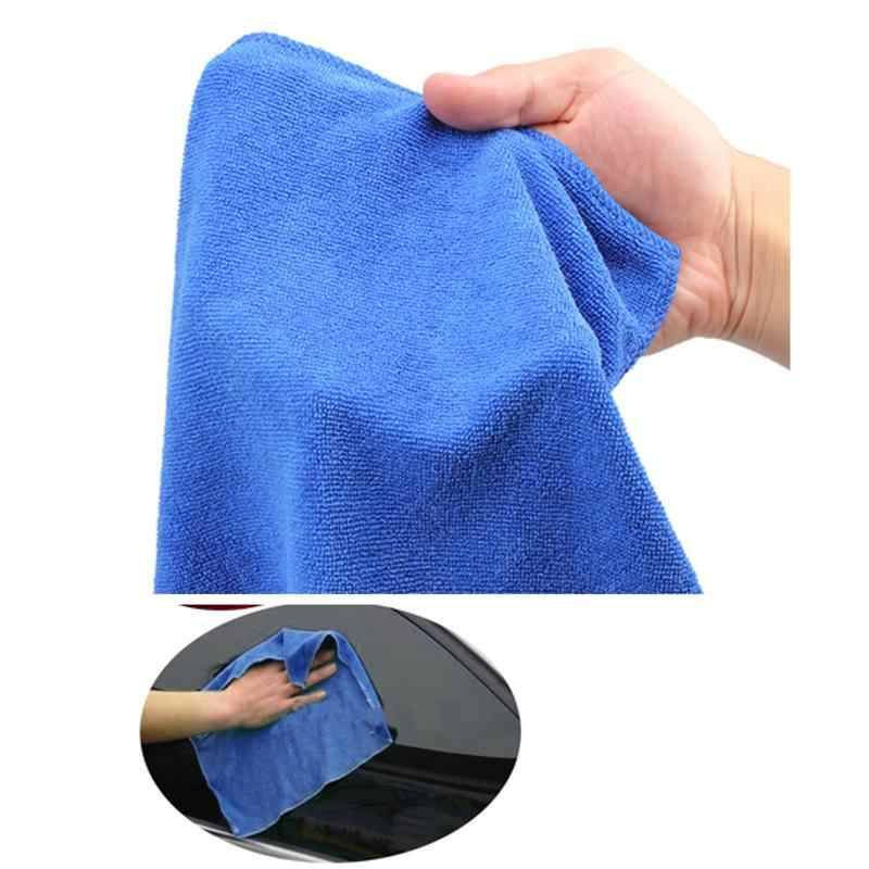 Mobil Mencuci Kain Microfiber Handuk Penyerap Super Cleaning Pengeringan Kain Lap Detail Auto Mobil Bersih Handuk Perawatan Alat Poles
