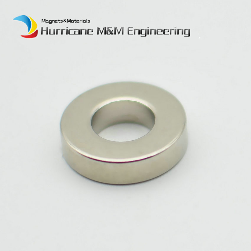 NdFeB Magnetic Ring Dia. 16x8x4 (+/-0.05mm) N42 Axially Precision Strong Neodymium Permanent Rare Earth Magnets 24-600pcs