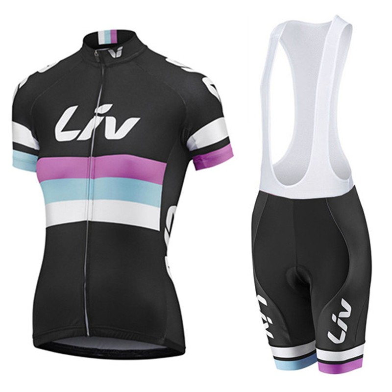 Liv Cycling jersey 2016 women mtb Cycling jersey  Shorts bicycling shirts Bicycle Sportswear bike  Ciclismo Cycle clothing
