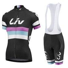 Liv Radfahren jersey 2016 frauen mtb Radfahren jersey Shorts radfahren shirts Fahrrad Sportswear bike Ciclismo Fahrradbekleidung