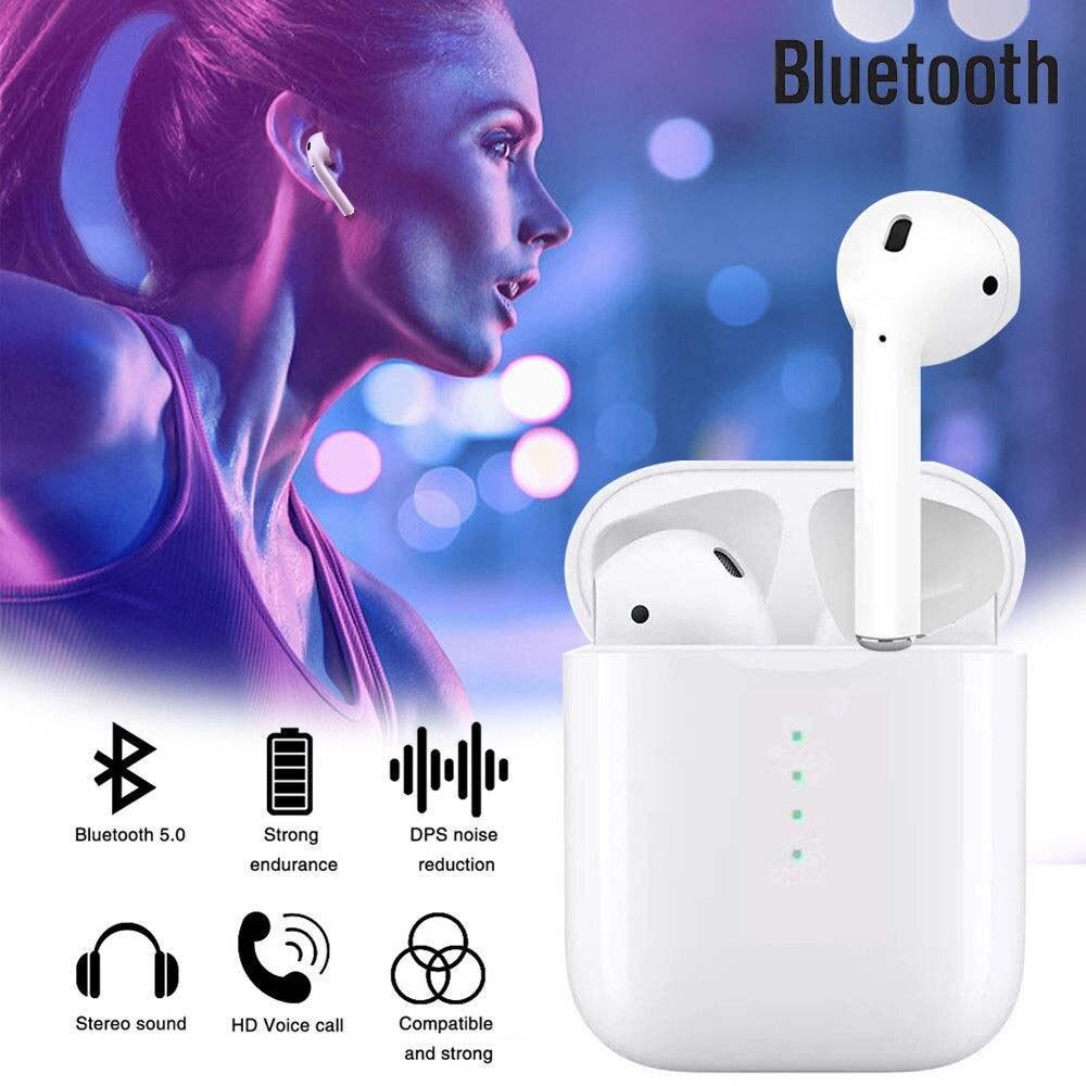 I10 Tws écouteurs sans fil tactile écouteurs Bluetooth 5.0 casque Sport Support sans fil charge avec micro pour tous les téléphones intelligents PK i9