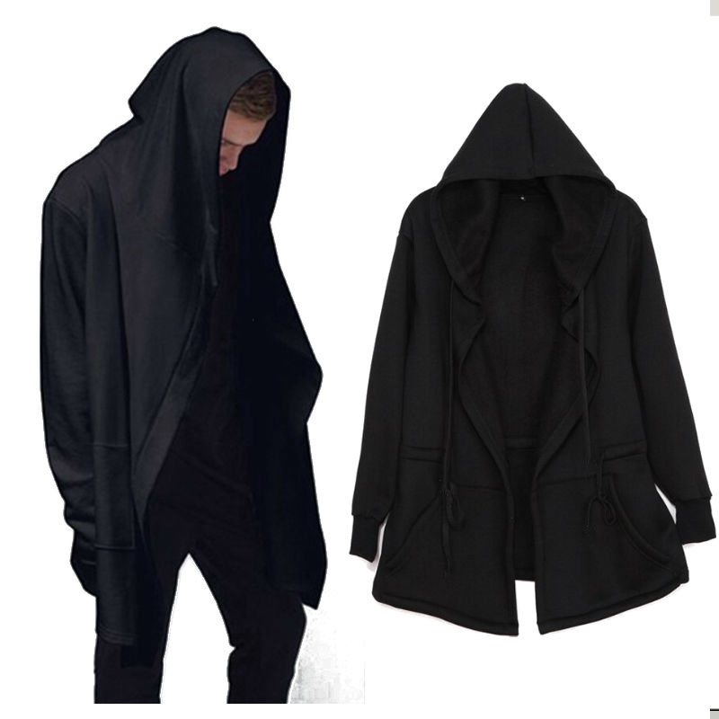 Online Get Cheap Long Black Jacket Men -Aliexpress.com | Alibaba Group