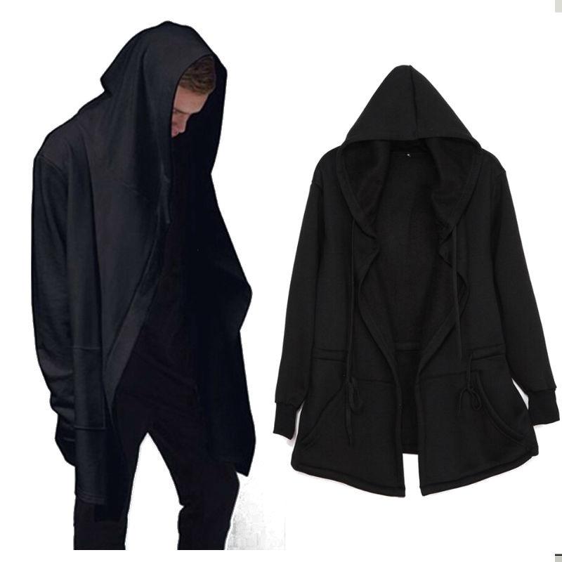 Online Get Cheap Mens Hooded Long Coat -Aliexpress.com | Alibaba Group