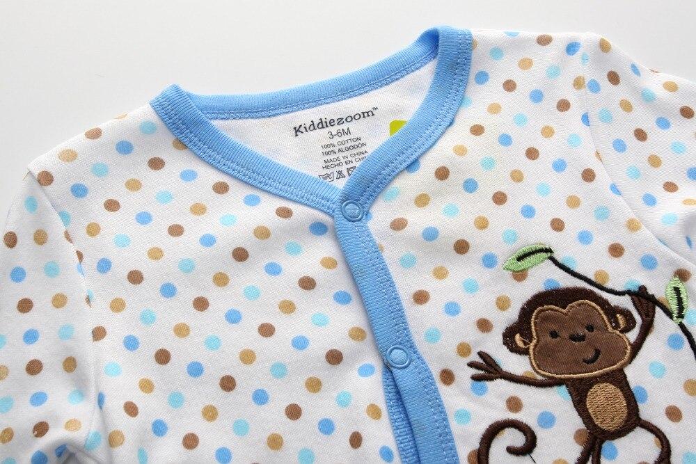Для маленьких девочек сна; одежда для сна с мультяшным рисунком для малышей Детские пижамы хлопок Длинные рукава Детские пижамы с надписью «i love daddy» детские комбинезоны с рисунками