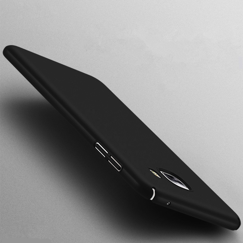 Hard PC Back Matte Case For Samsung Galaxy C5 C7 Plastic Luxury Full Cover Mobile Phone Case For Samsung C7000 C5000 Case Coque