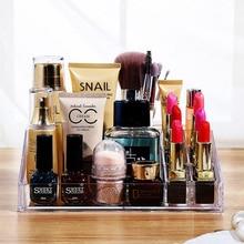 Clear Acrylic Plastic Make Up Storage Organizer