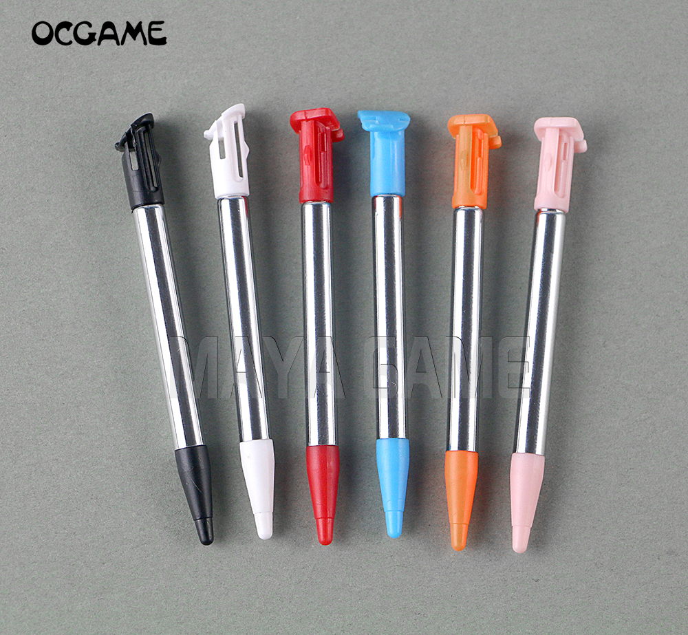 OCGAME 200pcs lot high quality For NEW 2DSLL 2DSXL Stylus Pen Stylus Touch pen For Nintendo