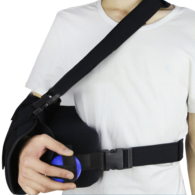 Shoulder Abduction With Pillow Orthopedic Medical Arm