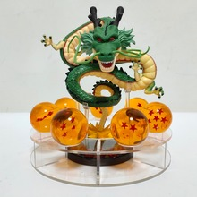 Dragon Ball Z Shenron PVC Action Figures Model Toy Anime Super Shenlong Figurine Crystal Balls Esferas Del
