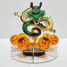 Dragon Ball Z Shenron Action PVC figure modello giocattolo Anime Dragon Ball Super Shenlong Figurine sfere di cristallo Esferas Del Dragon