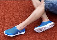 2018 Новая модная летняя обувь мужская повседневная Air обувь из сетчатого материала больших размеров 38-46 легкая дышащая скольжения на плоской...