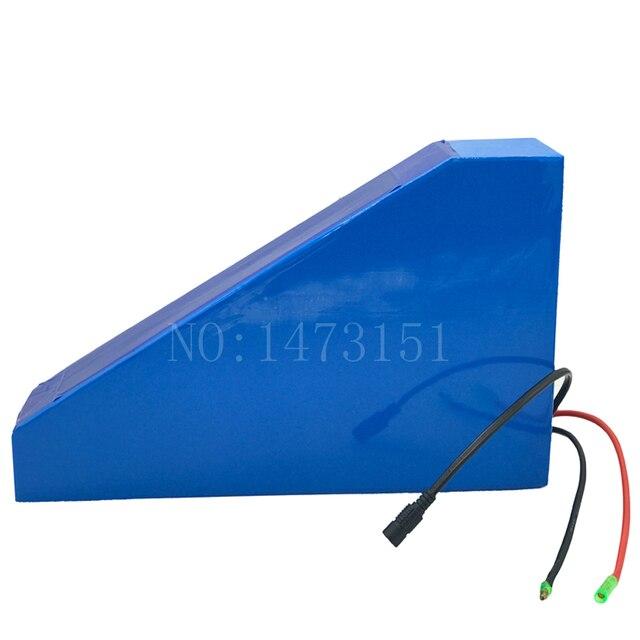 Batterie 48V 1000W 1500W 2000W batterie 48v 30ah batterie de vélo électrique batterie lithium-ion 48V 30AH utiliser la cellule LG avec chargeur taxe gratuite