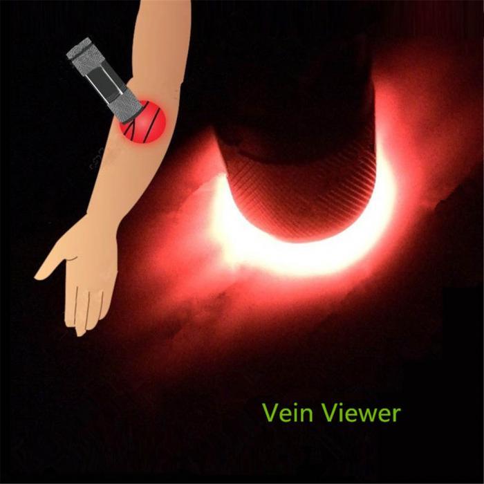 Инфракрасный вены визуализации красный светильник фонарь педиатрический блок клиники медсестры эхолот MJJ88