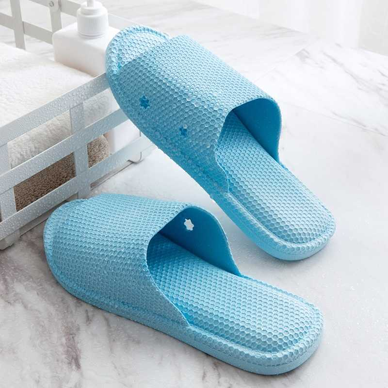 01ff5b5b8bc1ce ... Home bathroom bathing non-slip ladies cute soft-soled slippers home  summer indoor men s ...