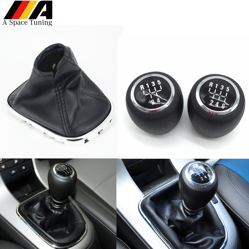 US $11 35 54% OFF|5/6 Speed Car Styling Manual Gear Shift Knob Gaiter Boot  Lever Stick Pen Handle Cover For Chevrolet Chevy Cruze 2008 2012-in Gear