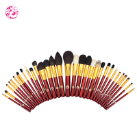 ENERGY Brand Goat Hair Sets Kits Brush Make Up Makeup Brushes Pinceaux Maquillage Brochas Maquillaje Jh0