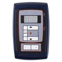 CHUSE Beauty JM600D-B LCD Digtal Tattoo Power Supply For Permanent Makeup Eyebrow Tattoo Machine Kit Eye PMU Rotary Sticker