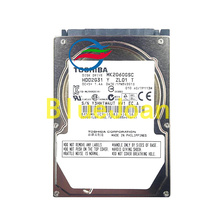 Nowy napęd dysku MK2060GSC HDD2G31 Y ZL01 DC + 5 V 1.4A 200 GB dla BMW radio samochodowe nawigacji HDD systemy