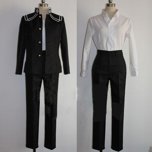 The Testament of Sister New Devil Basara Tojo school uniform cosplay costume 1