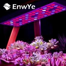 EnwYe лампа для роста растений 25 Вт 45 Вт 85-265 в светодиодный светильник для роста 50 Вт 100 Вт 220 в полный спектр для внутреннего теплицы