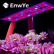 EnwYe Plant growth lamp 25W 45W 85-265V LED Grow light 50W 100W 220V Full Spectrum for Indoor Greenhouse grow tent(China)