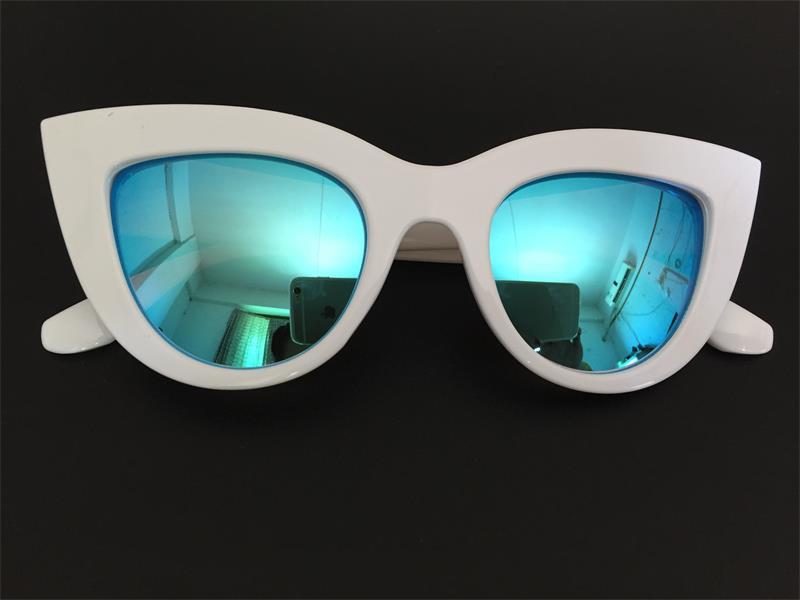 HTB1qWwGRFXXXXXOXpXXq6xXFXXXZ - Women's cat eye sunglasses ladies Plastic Shades quay eyewear brand designer black pink sunglasses PTC 221