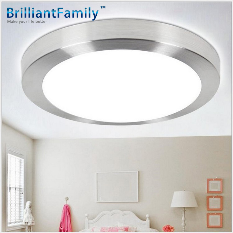 ФОТО 12W 18W 24W LED Modern Ceiling Light Round Kitchen For Living Room Bedroom  Balcony Lamp Creative Minimalism Ceiling Lamps