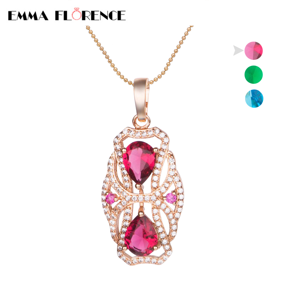 Luxury Artificial Pendant Necklaces Aaa Cubic Zircon Austrian H16 2504 Ps24w Adapter For Fog Lights Drl Relay Wiring Harness Ebay Crystal Choker Pendants Chain Love Necklace Jewelry Women 2018