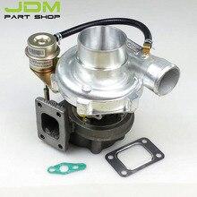 Универсальный WGT2871 GT28 GT2870 турбо T25 компрессор. 60 A/R. 64 A/R турбина 5 болт водяной турбонагнетатель