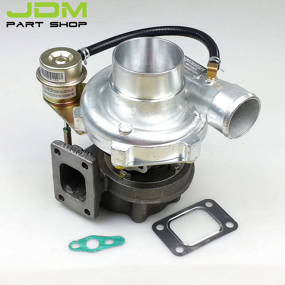 Turbine Used In Turbocharger: Universal WGT2871 GT28 GT2870 Turbo T25 Compressor .60 A/R