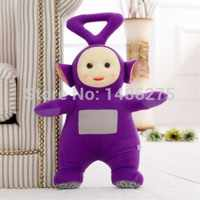 4pcs/set 25CM Free Shipping Toys & Hobbies Stuffed Dolls Teletubbies Vivid Dolls High Quality Hot Selling Plush Toys