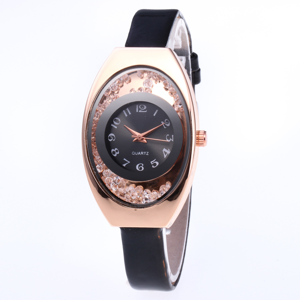 Quartz Watch Women Relogio Feminino Fashion Ladies Dress Watch Casual Leather Women Wrist Watches Montre Femme Clock gift