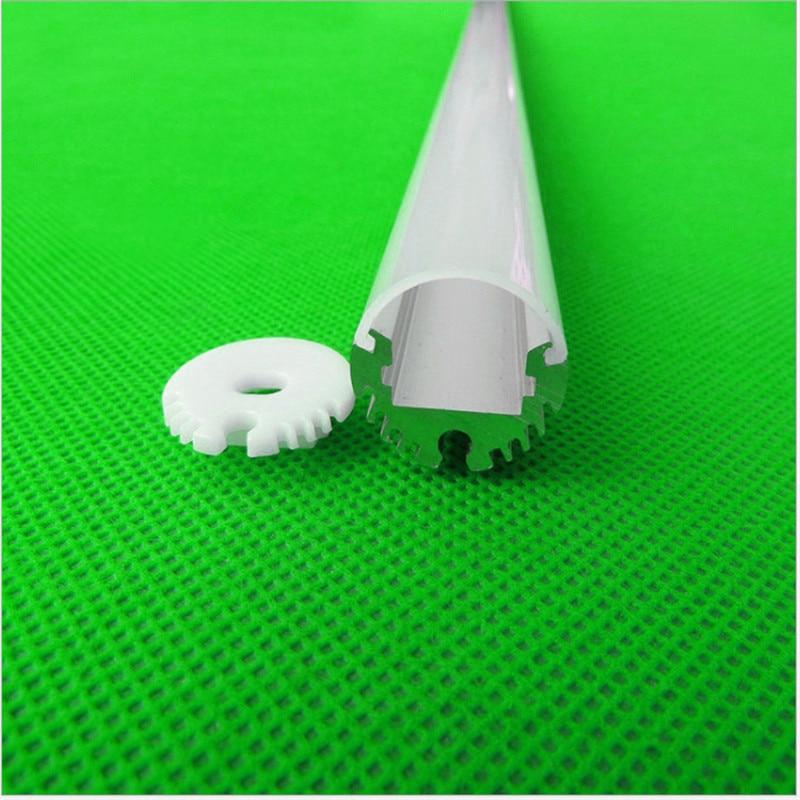 perfil de aluminio para a fila 27mm led strip bar linear 04