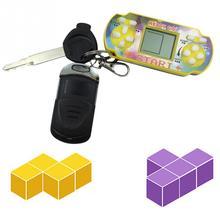Consola de Juegos de Mano Electrónica Llavero