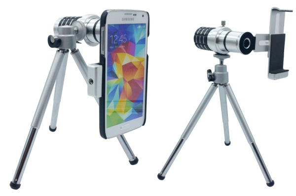 Mini summen teleskop mobilkameraobjektiv handy kamera objektiv mit