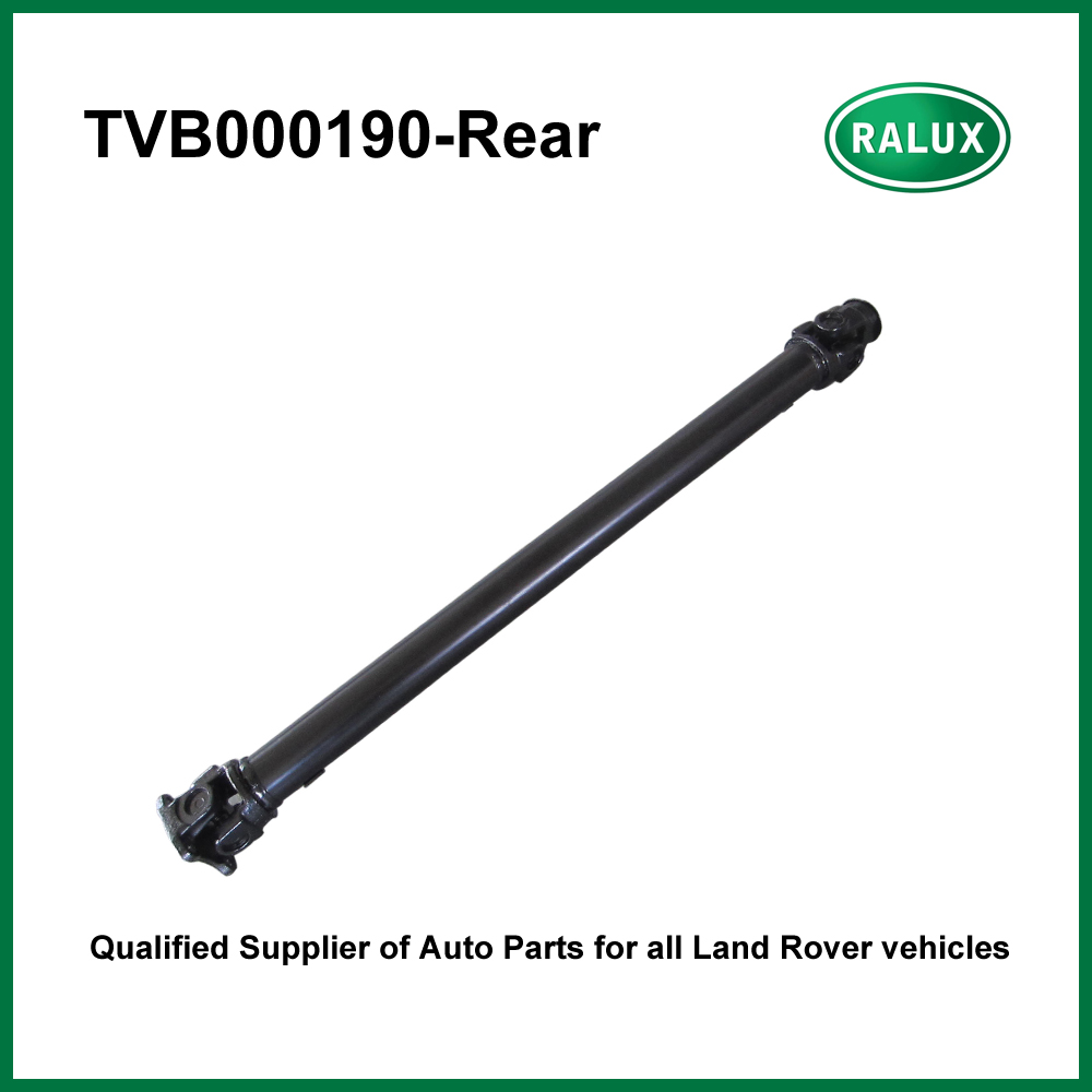 TVB000190 FTC5430 car rear drive shaft for LR1 Freelander 1 auto propellor shaft replacement drive and transmission parts supply steel drive shaft joint cvd 110 155mm