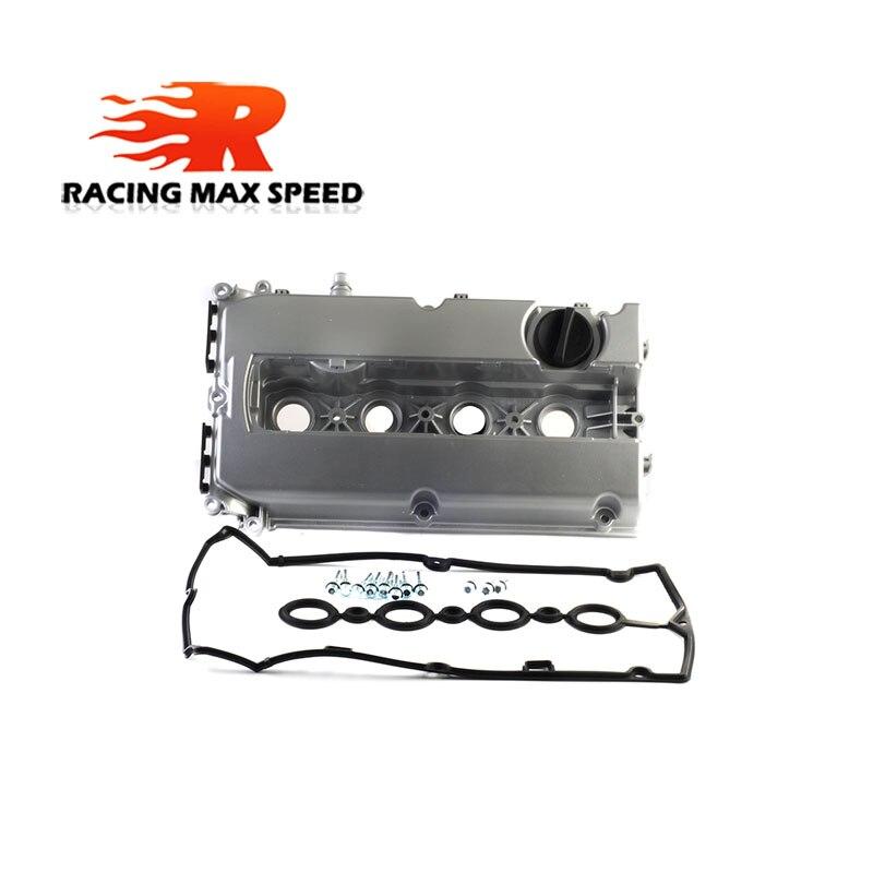 55564395 алюминиевая крышка клапана двигателя распределительный вал рокер Крышка для 1.8L GM Buick Hideo Chevrolet Cruze Sonic Aveo5 Pontiac G3