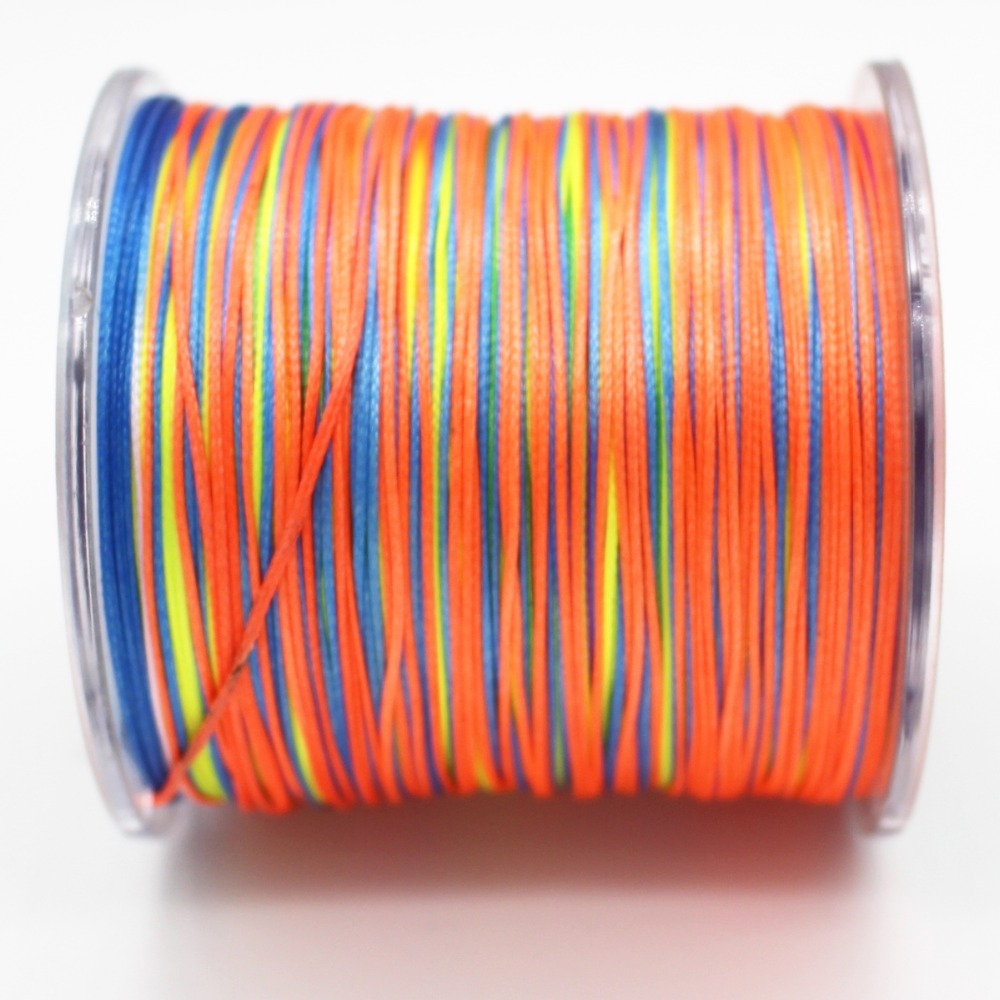 Gaining Braided Fishing Line 16 Strands 500M Multi Color Super ...