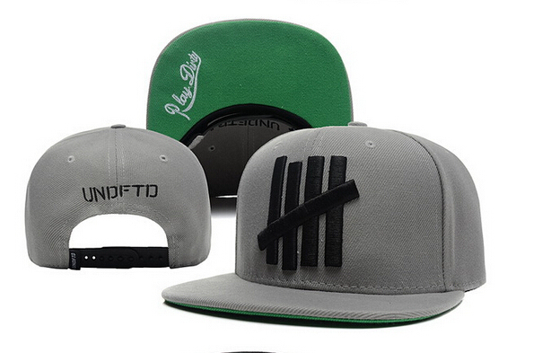 green underbrim light grey snapback hiphop cap and hat-in Baseball ... 75deb64a5ed
